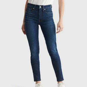 Lucky Brand Bridgette Skinny Jeans High Waisted 14